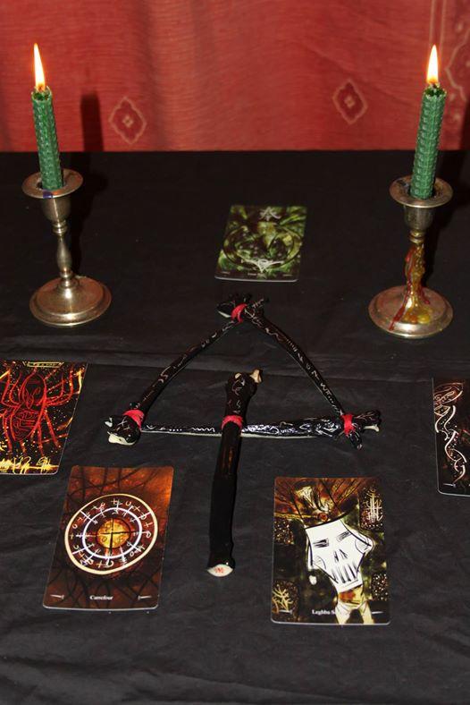 Andrew Dixon - Carrefour Altar